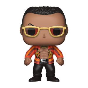 WWE The Rock Old School Funko Pop! Vinyl