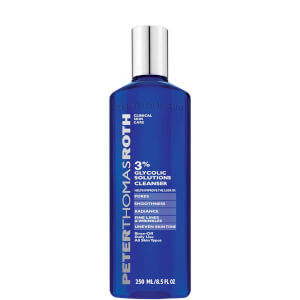 Limpiador facial 3% Glycolic Acid de Peter Thomas Roth 8 oz