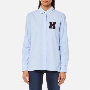 Tommy Hilfiger Women's Julia Shirt - Blue