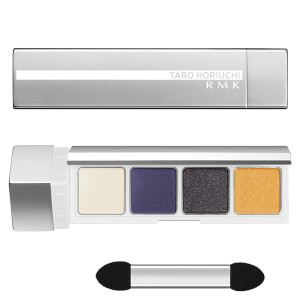 RMK FFFuture Eyeshadow Palette - Mo Knit White 2.8g
