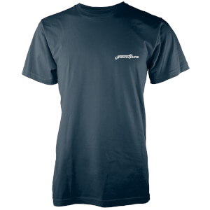 Native Shore Men's Core Logo T-Shirt - Navy