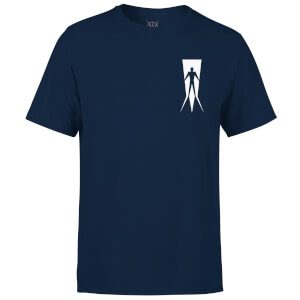 Valiant Comics Shadowman Logo T-Shirt - Navy