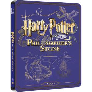 Harry Potter à l'école des sorciers - Steelbook Édition Limitée