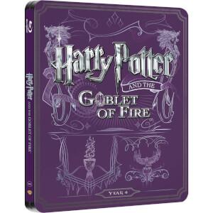 Harry Potter et la Coupe de feu - Steelbook Édition Limitée