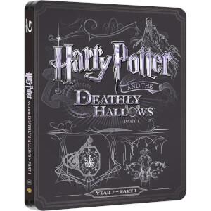 Harry Potter et les reliques de la mort - partie 1 - Steelbook Édition Limitée