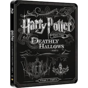 Harry Potter et les reliques de la mort - 2ème partie - Steelbook Édition Limitée