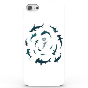 Great White Shark Happy Meal Phone Case for iPhone & Android