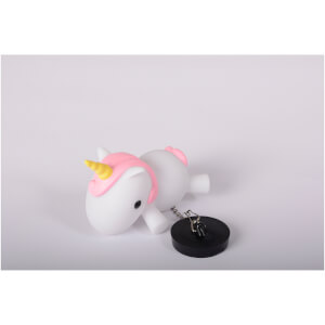 Colour-Changing Unicorn Bath Plug