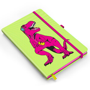 T-Rex Notebook from I Want One Of Those