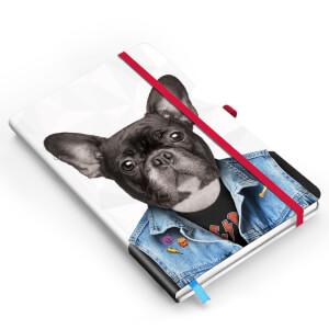 Go Wild Dog Notebook