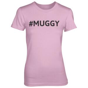 Hashtag Muggy Pink T-Shirt