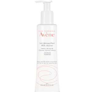 Avène Gentle Milk Cleanser and Make-Up Remover for Sensitive Skin 200ml