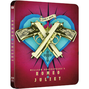 Romeo + Juliette - Steelbook Exclusivité Zavvi