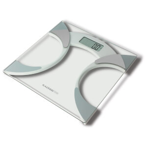 Salter Glass Analyser Scale - White