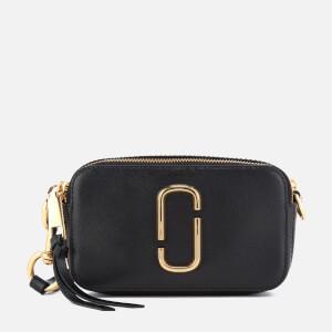 Marc Jacobs Women's Small Snapshot Cross Body Bag - Black