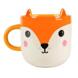 Sass & Belle Kawaii Friends Mug - Fox