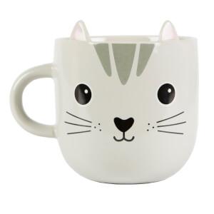Sass & Belle Kawaii Friends Mug - Cat