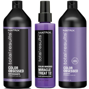 Matrix Total Results Color Obsessed Bundle