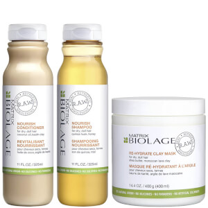 Matrix Biolage R.A.W. Nourish Bundle