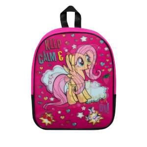 My Little Pony Lenticular Rucksack - Rosa