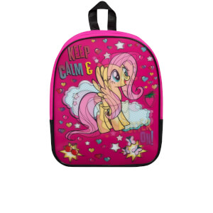 My Little Pony Lenticular Backpack - Pink