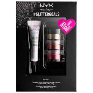 NYX Professional Makeup #Glittergoals Kit