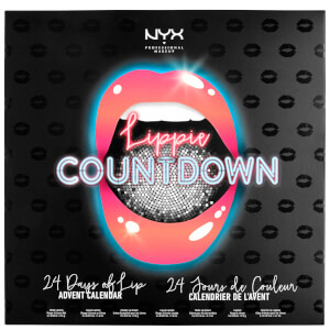 Calendario de Adviento NYX Professional Makeup Kiss & Tell