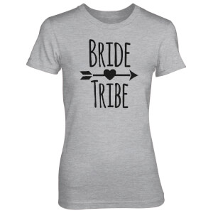 Bride Tribe Women's Grey T-Shirt