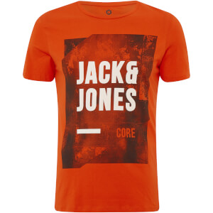 Jack & Jones Core Men's Profile T-Shirt - Poinciana