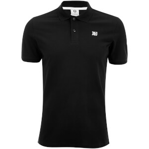 Jack & Jones Men's Core Booster Polo Shirt - Black