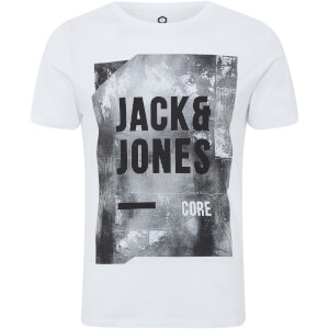 Camiseta Jack & Jones Core Profile - Hombre - Blanco