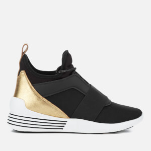 Kendall + Kylie Women's Braydin Runner Trainers - Black
