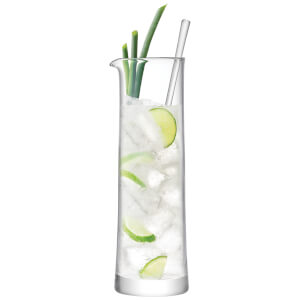 LSA Gin Cocktail Jug and Stirrer - 1.1L