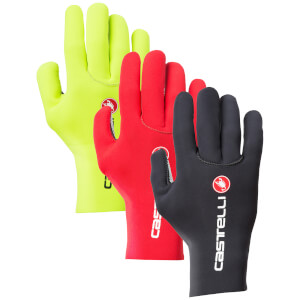 Castelli Diluvio C Gloves - Black