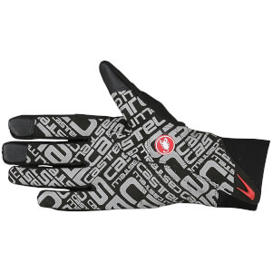 Castelli Scalda Elite Gloves - Black