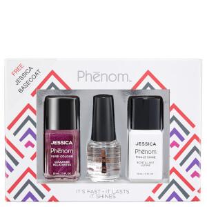 Jessica Phenom Precious Metals Gift Set - Red Beryl (Worth £34.95)