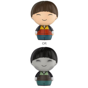 Stranger Things Will Dorbz Vinyl Figur