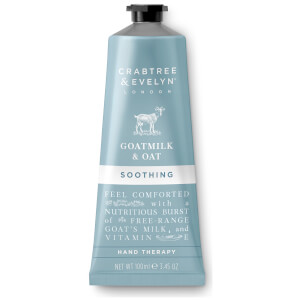 Creme de Mãos Goatmilk & Oat Hand Therapy da Crabtree & Evelyn 100 g