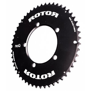 Rotor NoQ Aero Outer Chainring 5 Bolt