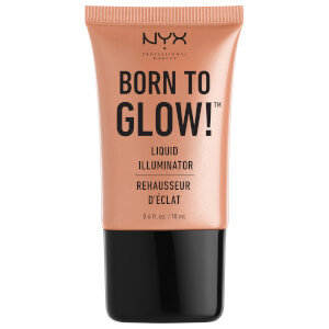 NYX Professional Makeup Born To Glow! Liquid Illuminator - Gleam