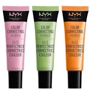 Prebase Color Correcting Liquid Primer NYX Professional Makeup