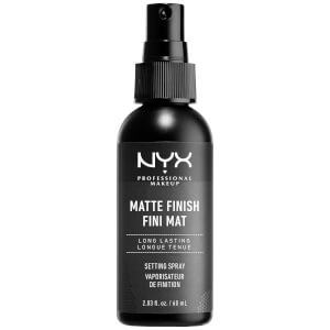 NYX Professional Makeup Make Up Setting Spray – Matte Finish/Long Lasting