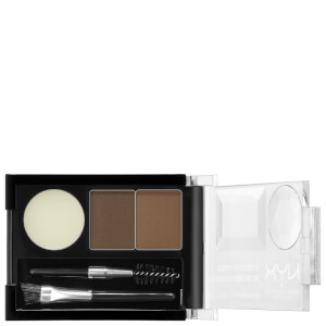 NYX Professional Makeup Eyebrow Cake Powder - Brunette
