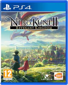 Ni No Kuni II: El Renacer de un Reino - King's Edition -