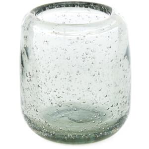 Broste Copenhagen Amma Mouthblown Glass Vase - Drizzle
