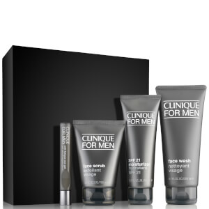 Clinique for Men Custom Fit Set - Regular Skin
