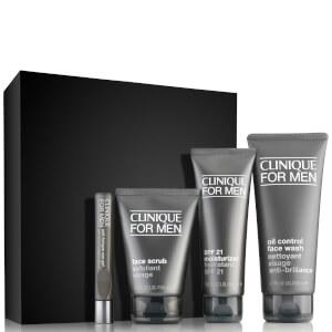 Clinique for Men Custom Fit Set - Oily Skin