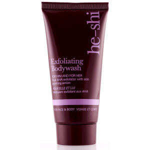 He-Shi Exfoliating Body Wash 50ml (Free Gift)