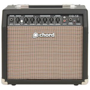 Chord CG-15 15W Guitar Amplifier