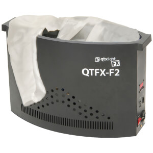 QTX QTFX-F2 Multi Colour Flame Effect Machine